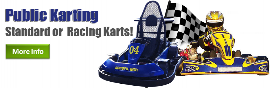 Innisfil Indy Karting | Innisfil Indy Karting