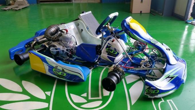 GP14 125 Shifter Kart JR | Innisfil Indy Karting