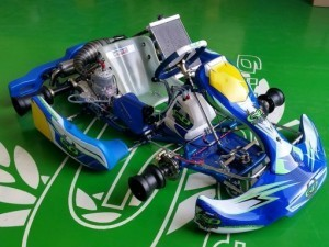 GP14 125 Shifter Kart SR | Innisfil Indy Karting